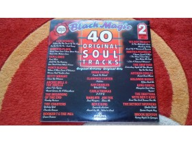 40 Original Soul Tracks-V.A (2LP) (UK Press) (LTD Edit)