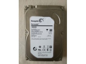 5.Hard Disk Seagate Barracuda , 1TB, 100/100
