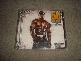 50 CENT - THE MASSACRE  ( ENGLAND )