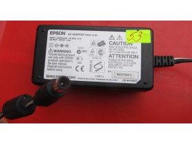 53. EPSON adapter DC 24V 0,8A