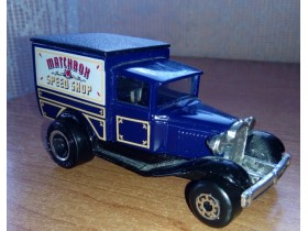 A - Ford 1979 - Matchbox