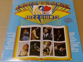 A Story Of Popular Music - Jazz Giants, mint