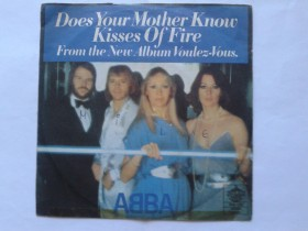 ABBA-Does Your Mother Know-Kisses Of Fire