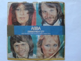 ABBA-Summer Night City