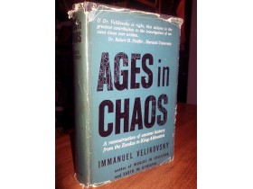 AGES IN CHAOS - Immanuel Velikovsky (1952)