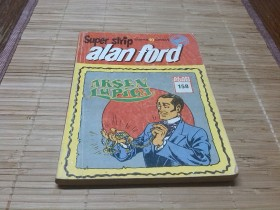 ALAN FORD BROJ 158 ARSEN LUPIGA