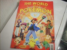 ALBUM THE WORLD OF POKEMON - PUN
