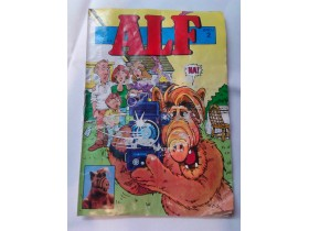 ALF strip br 2 iz 1990god--za kolekcionare