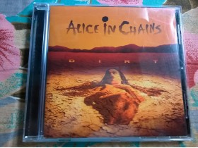 ALICE IN CHAINS - Dirt (CD, Original, Austria)