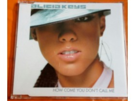 ALICIA KEYS HOW COME YOU DON`T CALL ME