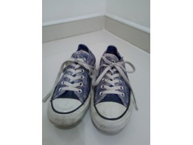 ALL STAR CONVERSE--37.5--ORIGINAL + 1 gratis