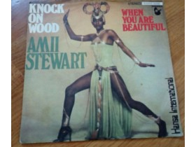 AMII STEWARD - KNOCK ON WOOD