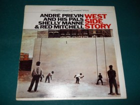 ANDRE PREVIN - West Side Story