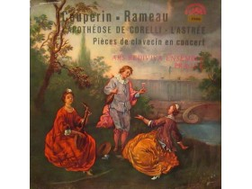 ARS RECIDIVA ENSAMBLE PRAGUE - Couperin..Rameau