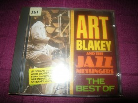 ART BLAKEY and the JAZZ MESSINGERS