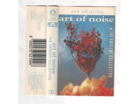 ART OF NOISE - kaseta
