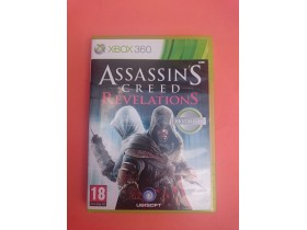 ASSASSIN'S CREED  REVELATIONS - Xbox igrica