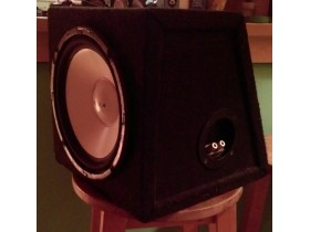 AUDIO-LA WK 9N Bass Woofer 320W