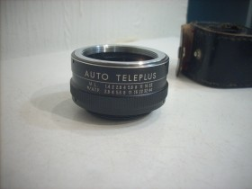 AUTO TELEPLUS 2X CONVERTER MADE IN JAPAN