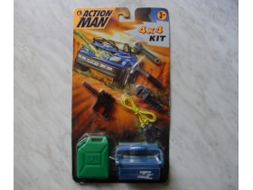 Action Man Acessories - 4x4 kit