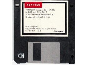 Adaptec  software