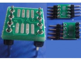 Adapter ploča - SO8 MSOP8 SOIC8 TSSOP8 SOP8 na DIP8