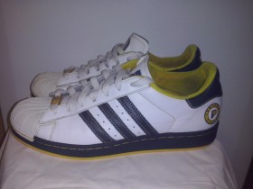 Adidas indiana pacers NBA  ORIGINAL