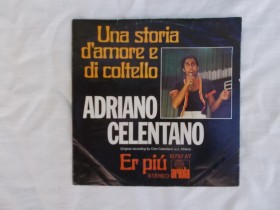 Adriano Celentano - Er Piu, Made in Germany- Minhen