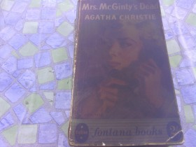 Agatha Christie - MRS MCGINTY'S DEAD