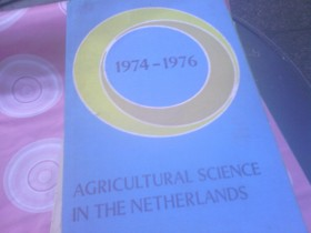 Agricultural science in the Netherlands
