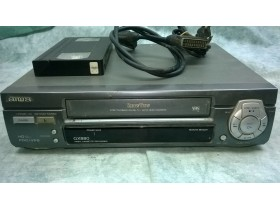 Aiwa, Video Cassette Recorder