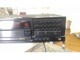 Aiwa compact disk player xc-555