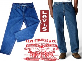 Akcija! LEVIS 550 relaxed fit - nove farmerice. 38