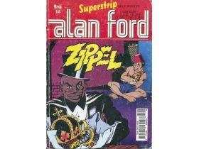 Alan Ford 14 Zippel