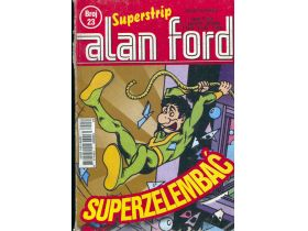Alan Ford 23 Superzelembać