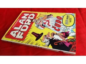 Alan Ford - Cudo