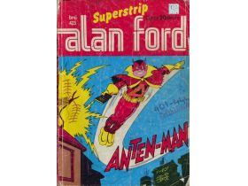 Alan Ford Vjesnik 423 Anten-man