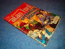 Alan Ford superstrip 31 - Operacija Pochita