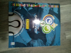 Album Germany 2006 PANINI