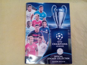 Album-UEFA CHAMPIONS LEAGUE 2015/16