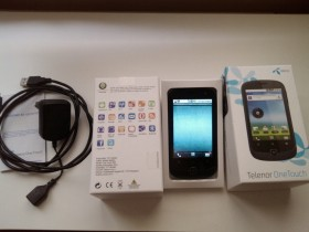 Alcatel one touch QT990