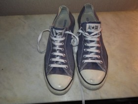 All Star Convers starke plave br 11