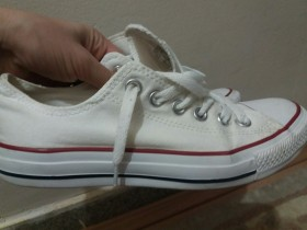 All Star bele patike, broj 37.5, original