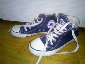 All star Converse teget patike br. 32