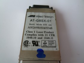 Allied Telesis AT-G8SX-01 - AT 1000 BASE SX module.02