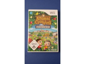 Animal Crossing - Nintendo Wii