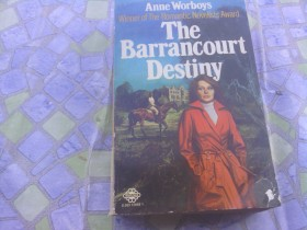 Anne Worboys - The Barrancourt Destiny