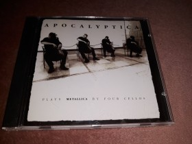 Apocalyptica- Plays Metallica By Four Cellos- 1996. g.