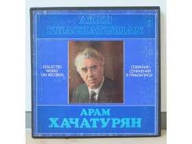 Aram Khachaturian - Collected Works on Records