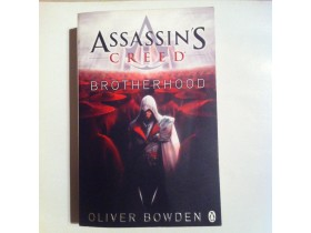 Assassin's Creed Brootherhood - Oliver Bowden